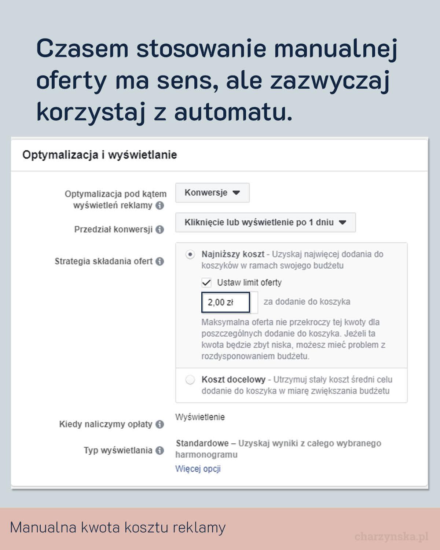 Jak zoptymalizować reklamy na Facebooku? Pkt 7