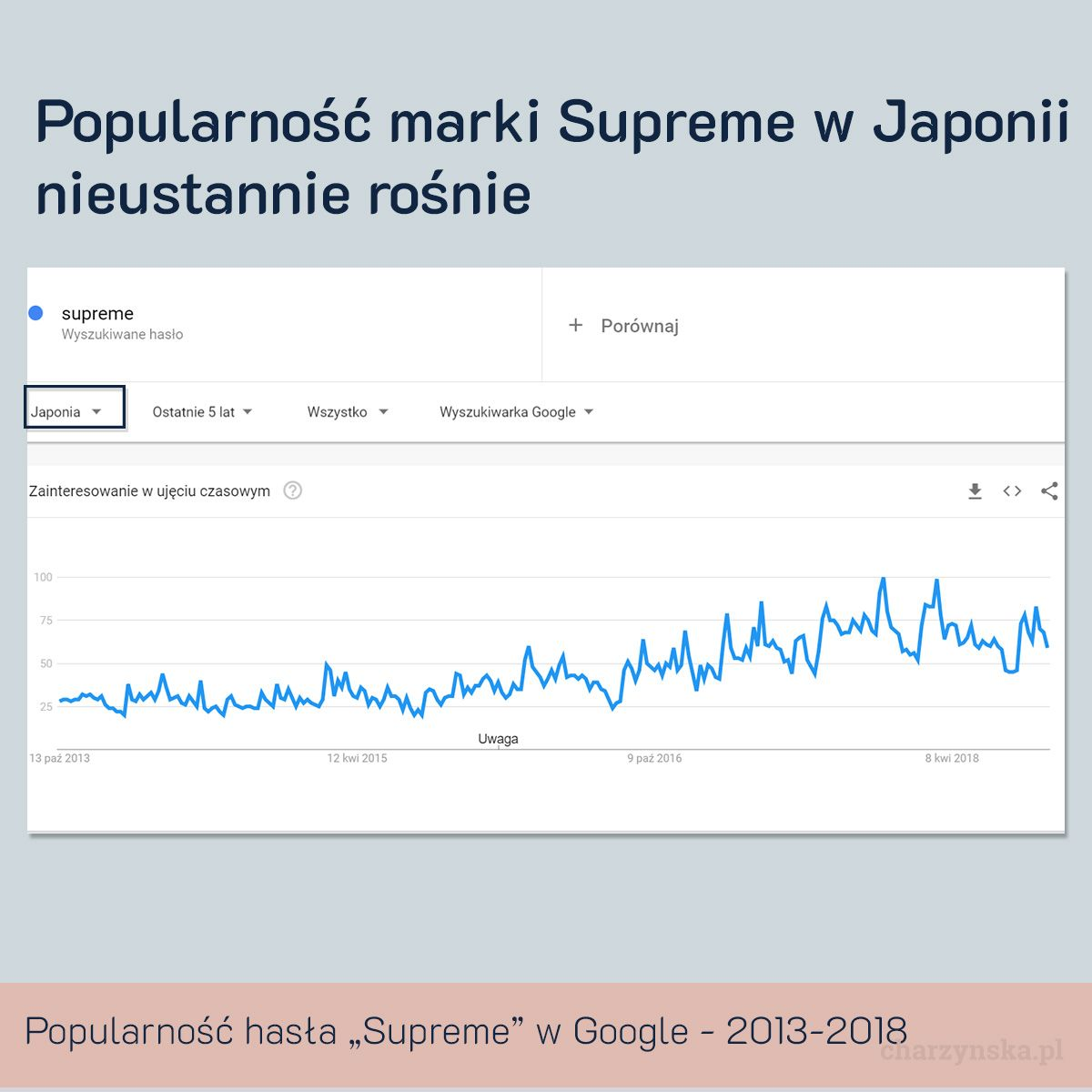 Case Study Supreme - cz. 2 Marketing nr 2