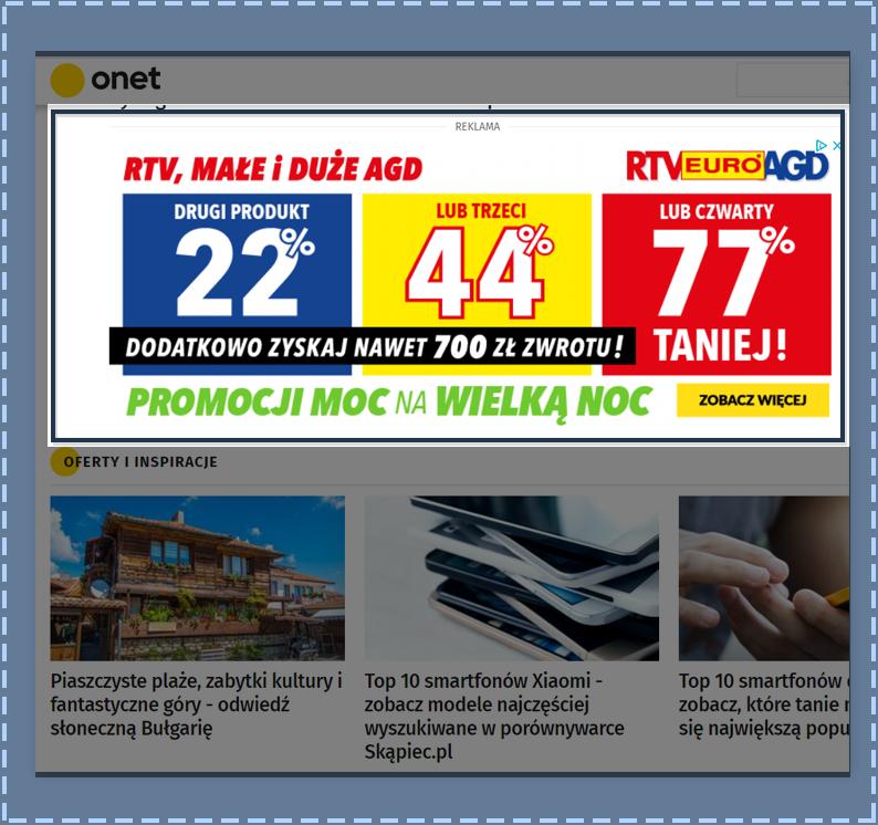 AdSense - reklama displayowa