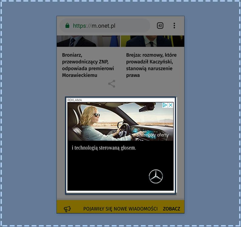 AdSense - reklama mobile