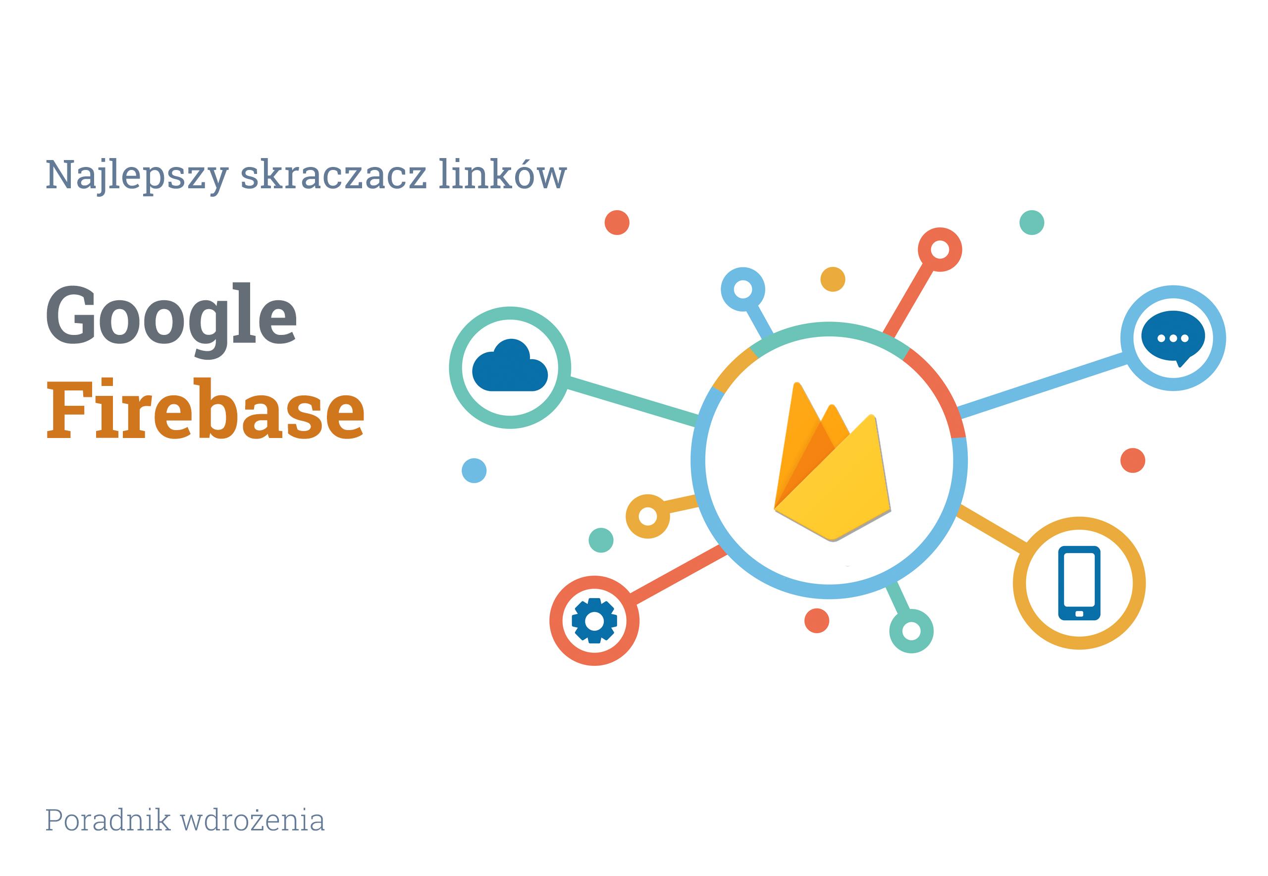 google firebase poradnik