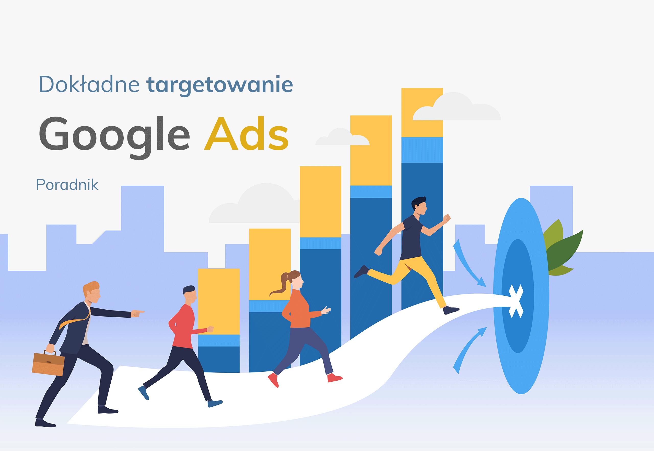 google ga targetowanie