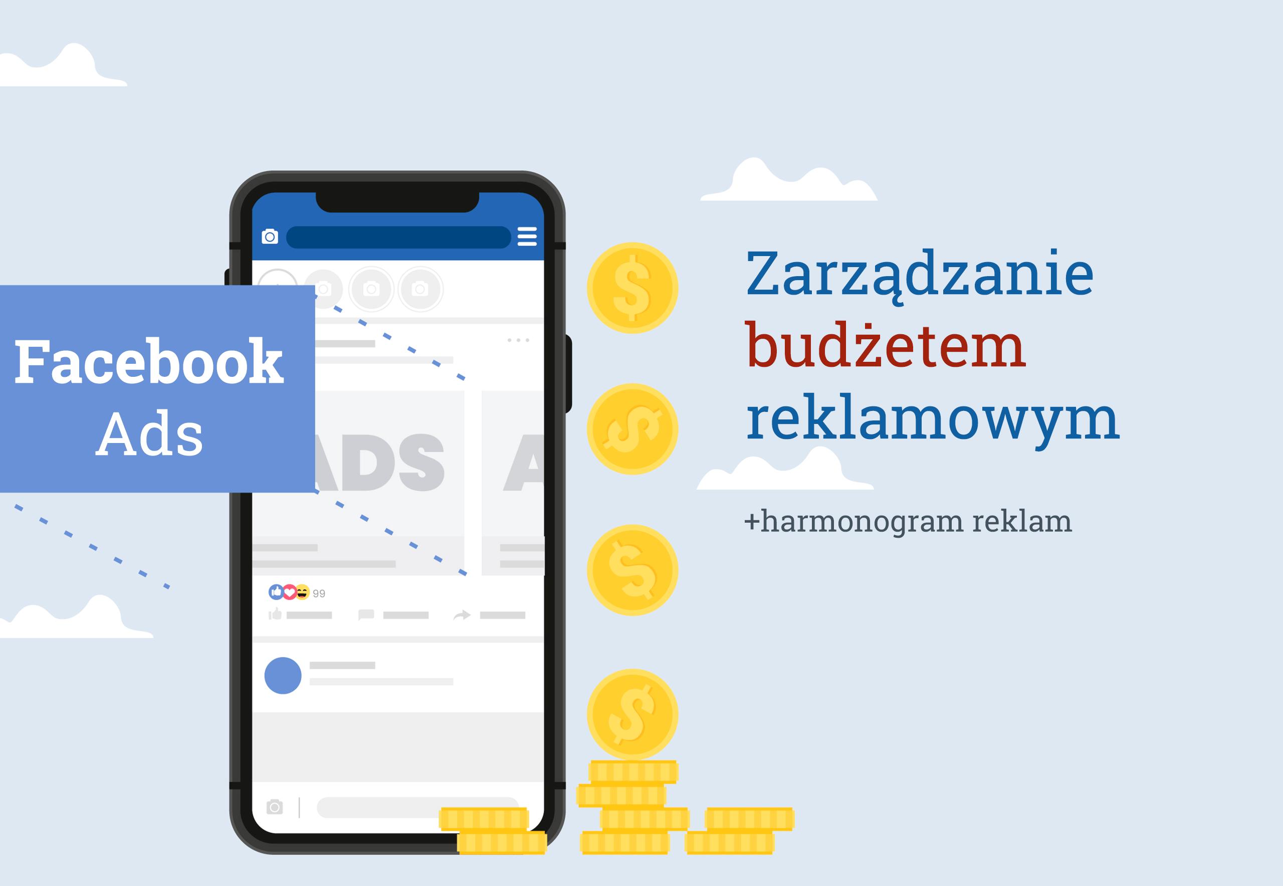 zarządzanie budżetem reklamowym facebook