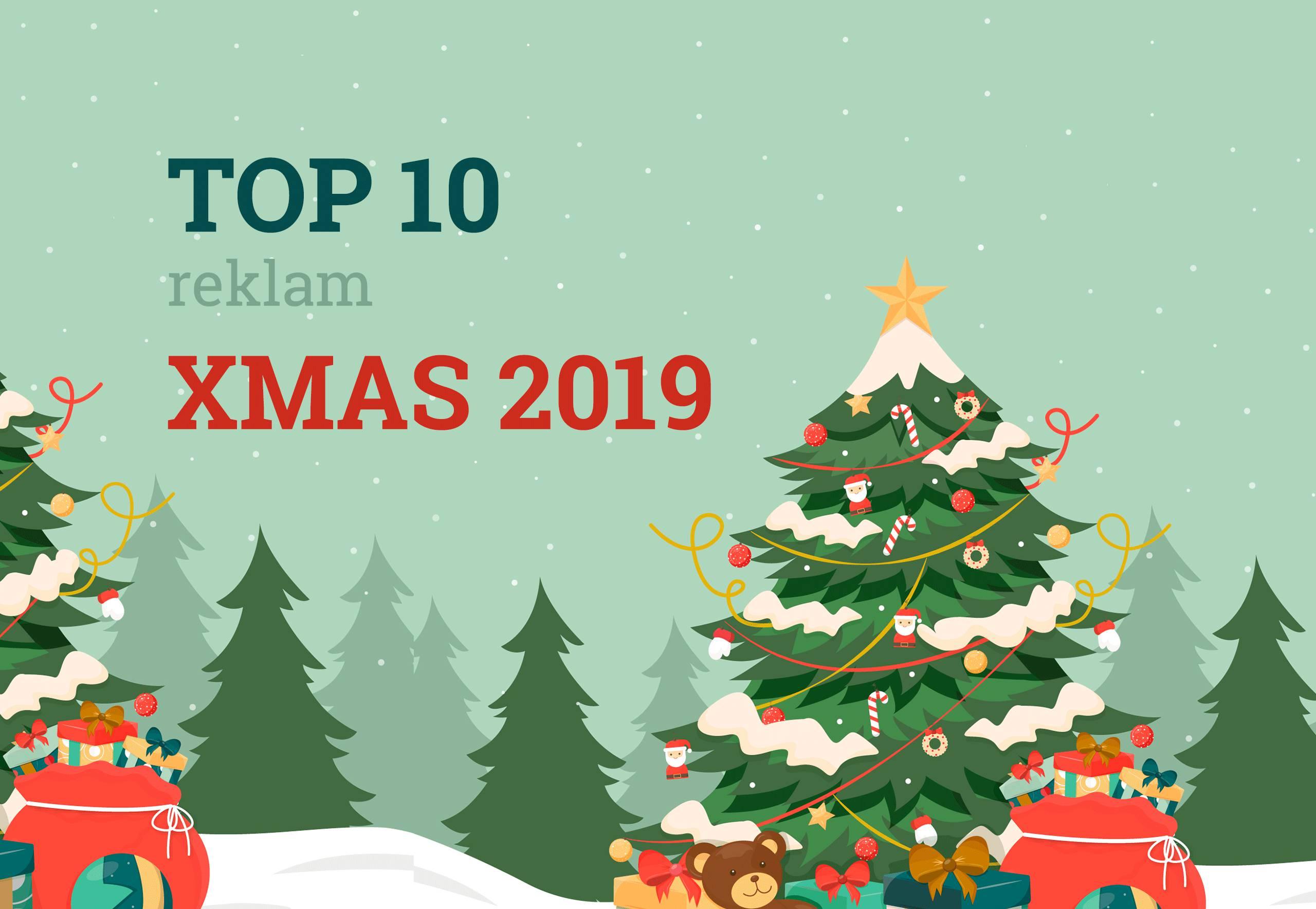 najlepsze reklamy świąteczne 2019
