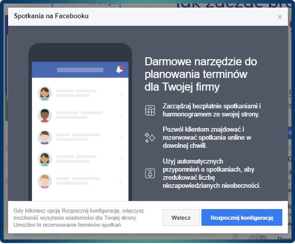 Spotkania na Facebooku