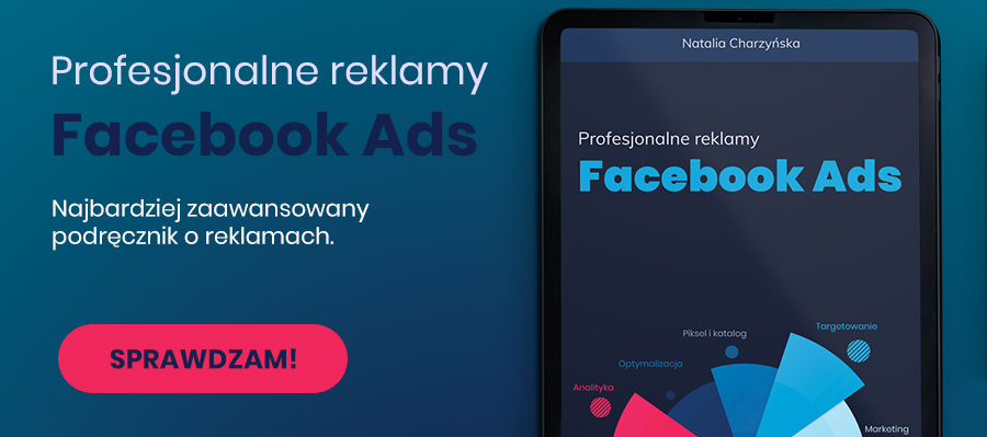 Profesjonalne reklamy Facebook Ads