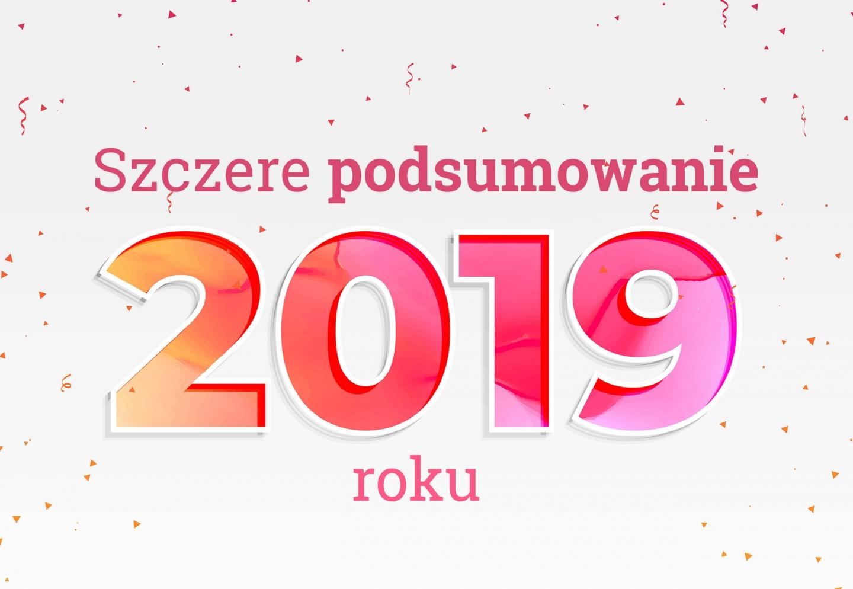 Podsumowanie roku - charzynska.pl blog, podcast, co dalej